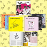 Contents of We Are Beat Happening box set