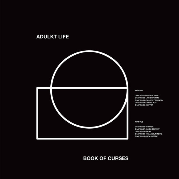 Book of Curses by Adulkt Life on What's Your Rupture?