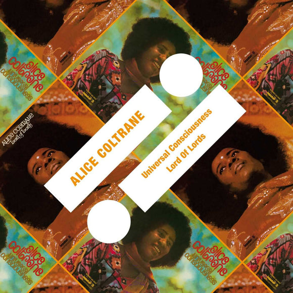 Universal Consciousness / Lord Of Lords by Alice Coltrane on Impulse!