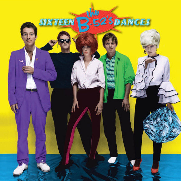 The B-52's - Sixteen Dances