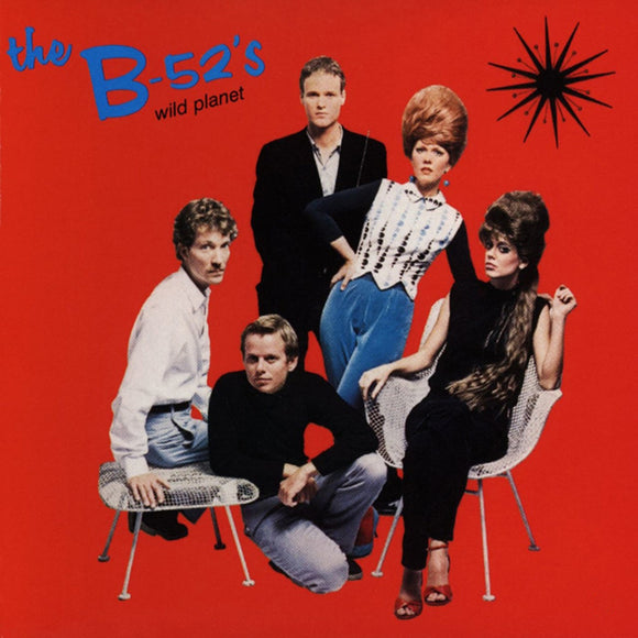 Wild Planet by The B-52's on Island Records