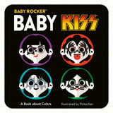 Baby Rocker - Baby Kiss: A Book About Colors