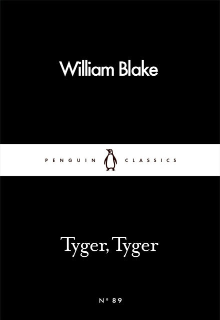 William Blake - Tyger, Tyger