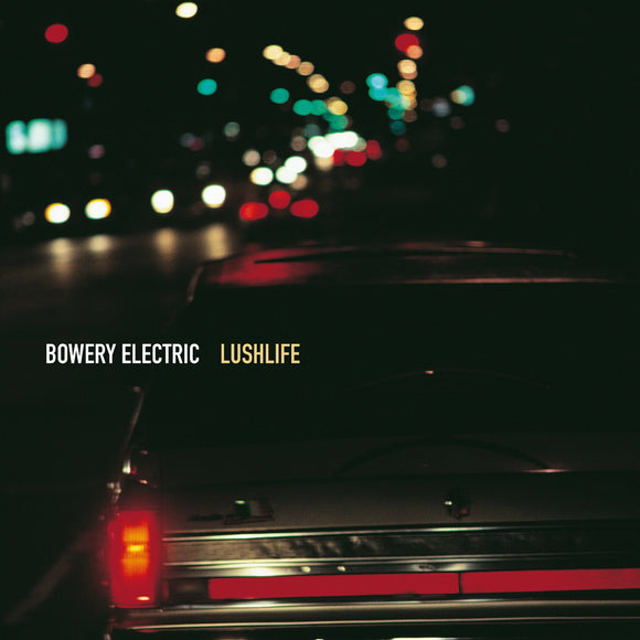 Bowery Electric - Lushlife