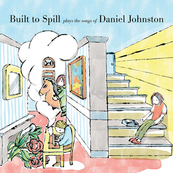 Built to Spill Plays the Songs of Daniel Johnston on Ernest Jenning Record Co
