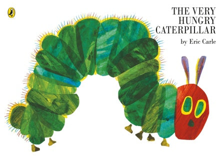 Eric Carle - The Very Hungry Caterpillar