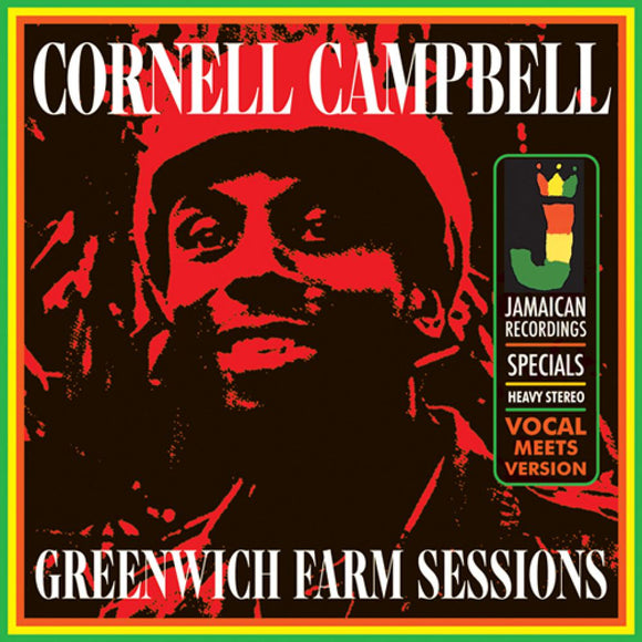 Greenwich Farm Sessions by Cornell Campbell on Jamaican Recordings