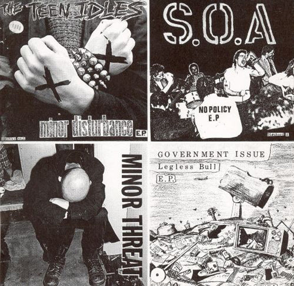 Various - Dischord 1981: The Year In Seven Inches
