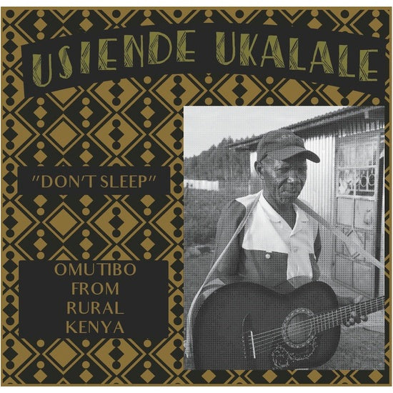 Various – Don't Sleep: Omutibo From Rural Kenya on Mississippi Records