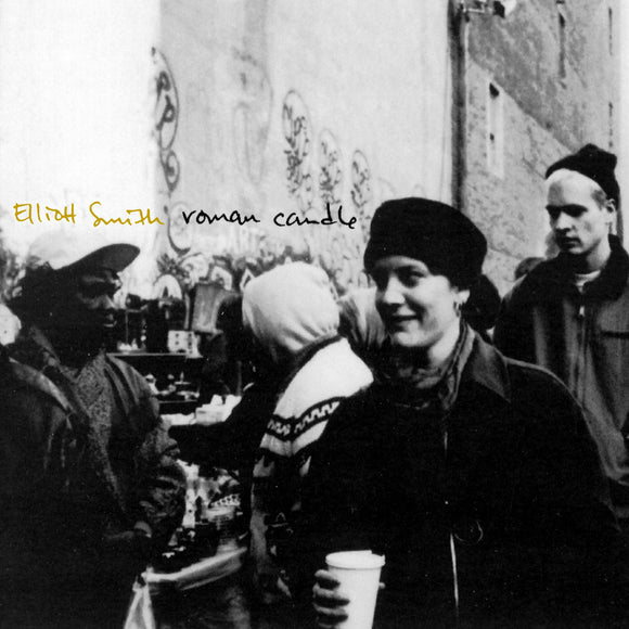 Roman Candle by Elliott Smith on Universal Records