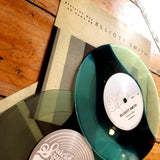 "Division Day 7"" by Elliott Smith, with tri-coloured vinyl matching the original sleeve design"