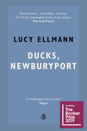 Lucy Ellmann - Ducks, Newburyport