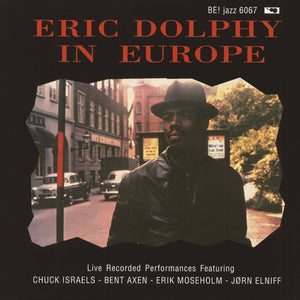 In Europe by Eric Dolphy on Vinyl Passion