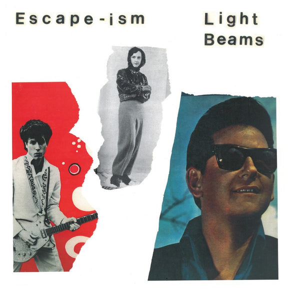 Escape-ism / Light Beams - split 7