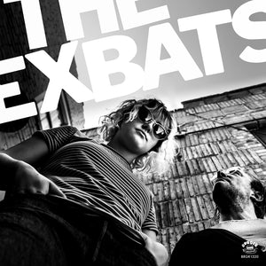 E Is For Exbats by The Exbats on Burger Records