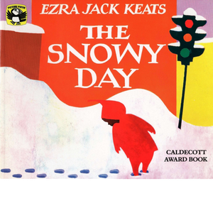 The Snowy Day by Ezra Jack Keats, published in paperback by Penguin Books