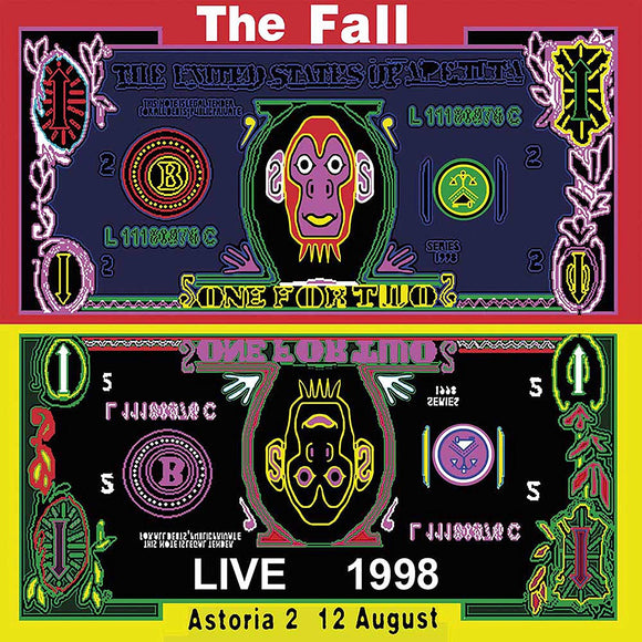 The Fall - Astoria 1998