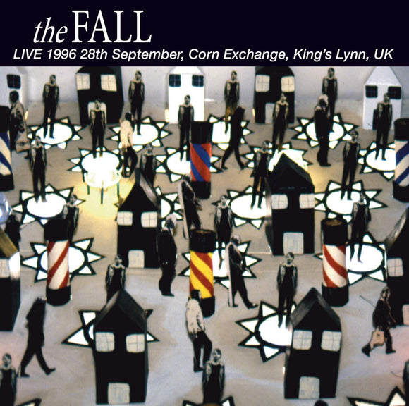 The Fall - Kings Lynn 1996