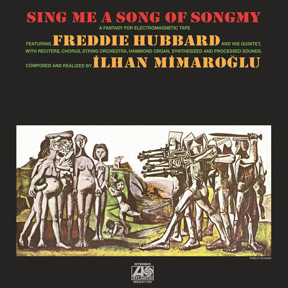 Sing Me A Song Of Songmy by Freddie Hubbard on Music On Vinyl