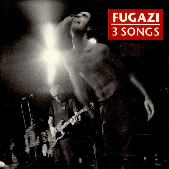 3 Song by Fugazi on Dischord Records