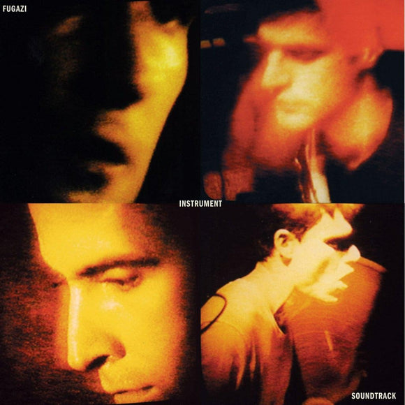 Instrument Soundtrack by Fugazi on Dischord Records