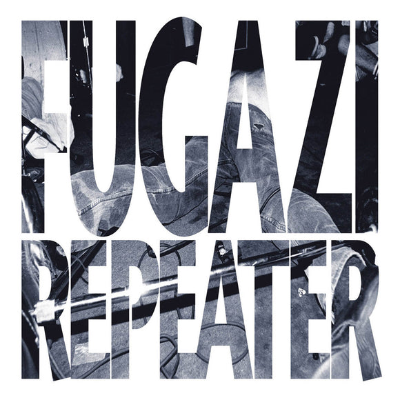 Repeater by Fugazi on Dischord Records