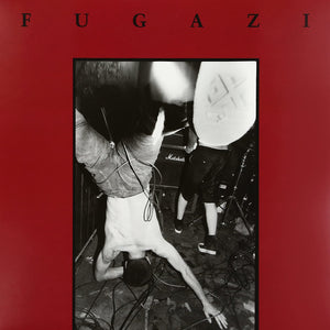 Fugazi by Fugazi on Dischord Records