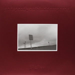 F# A# Infinity by Godspeed You Black Emperor on Constellation Records