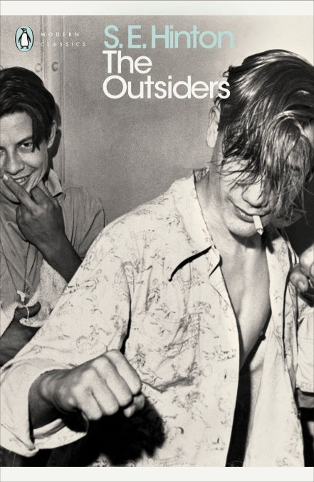 S.E. Hinton - The Outsiders