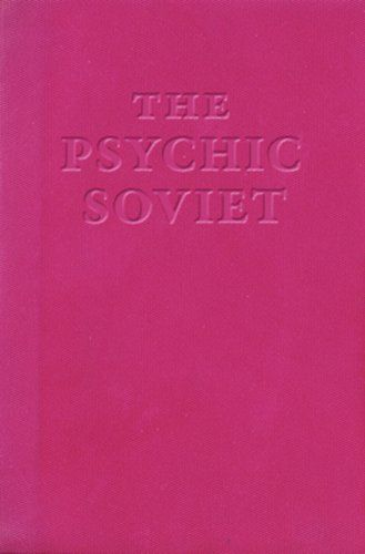 The Psychic Soviet by Ian F. Svenonius on Akashic Books