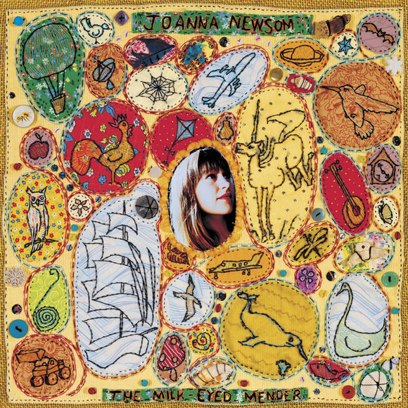 The Milk Eyed Mender by Joanna Newsom on Drag City Records