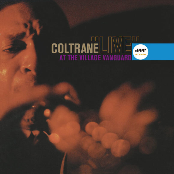 Live At The Village Vanguard by John Coltrane on Jazz Wax Records
