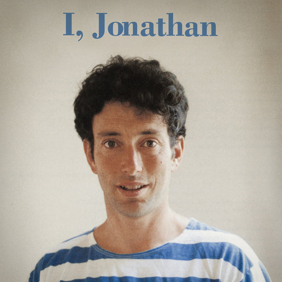 I, Jonathan by Jonathan Richman on Craft Recordings