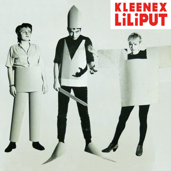 First Songs by Kleenex/Liliput on Kill Rock Stars/Water Wing/Mississippi Records