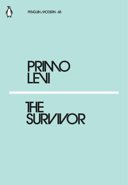 Primo Levi - The Survivor