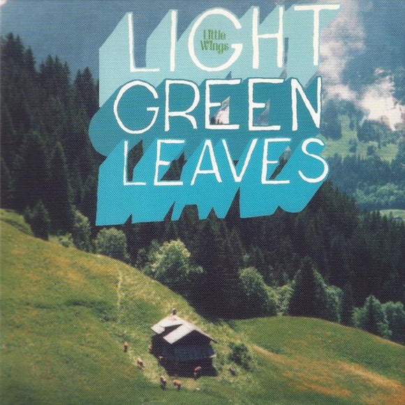 Little Wings - Light Green Leaves