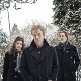 Band photograph of Low in the snow