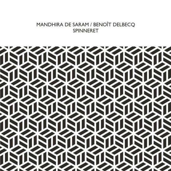 Spinneret by Mandhira de Saram and Benoit Delbecq on Confront Recordings