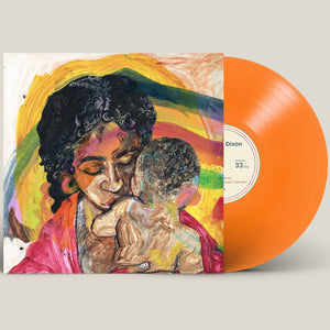 For My Mama And Anyone Who Look Like Her by McKinley Dixon on Spacebomb Records (the album artwork by Amber Pierce & Travis Robertson is a colourful painting of a mother and baby; there is no text on the artwork)
