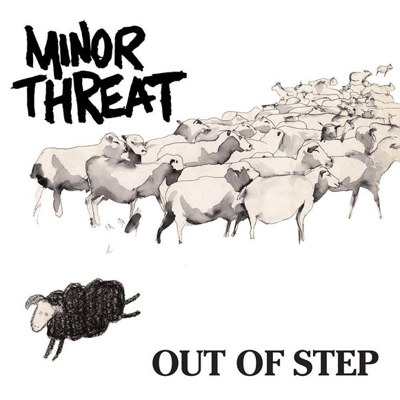 Out Of Step by Minor Threat on Dischord Records