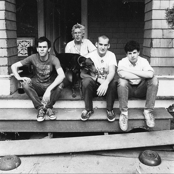 First Demo Tape by Minor Threat on Dischord Records