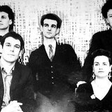 Band photograph of The Nightingales