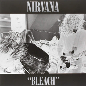 Bleach by Nirvana on Sup Pop Records