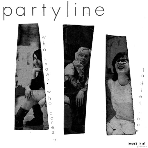 Spider & The Webs/Partyline - split 7