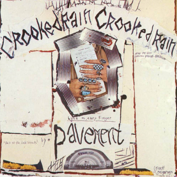 Crooked Rain Crooked Rain by Pavement on Domino Records