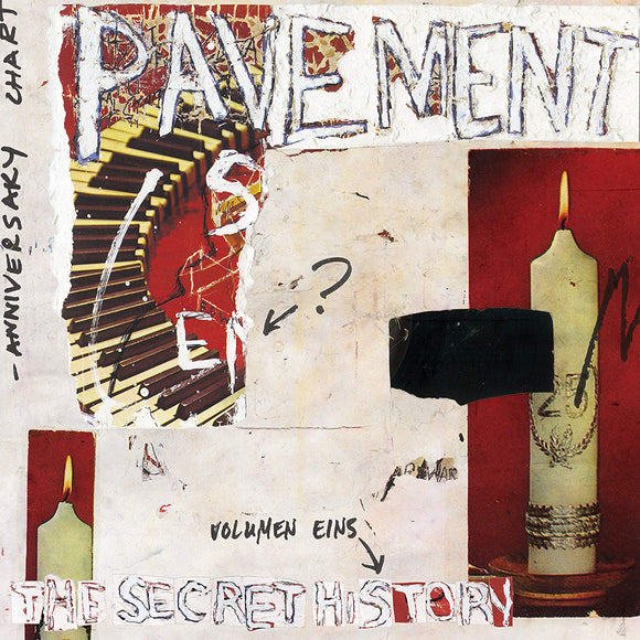 The Secret History, Volume 1 by Pavement on Domino Records