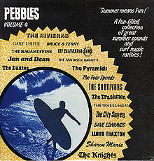 Various - Pebbles Vol. 4: Surf N Tunes