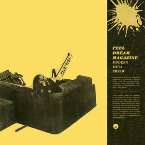 Modern Meta Physic by Peel Dream Magazine on Slumberland Records