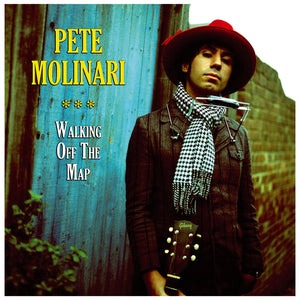 Walking Off The Map by Pete Molinari on Damaged Goods Records