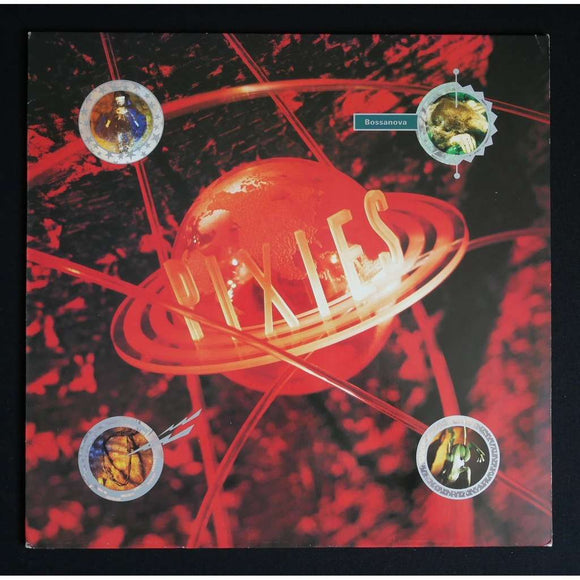 Bossanova by Pixies on 4AD